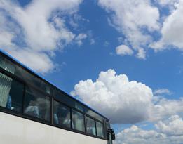 バス・タクシー旅行
