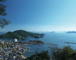 医王寺からの眺め